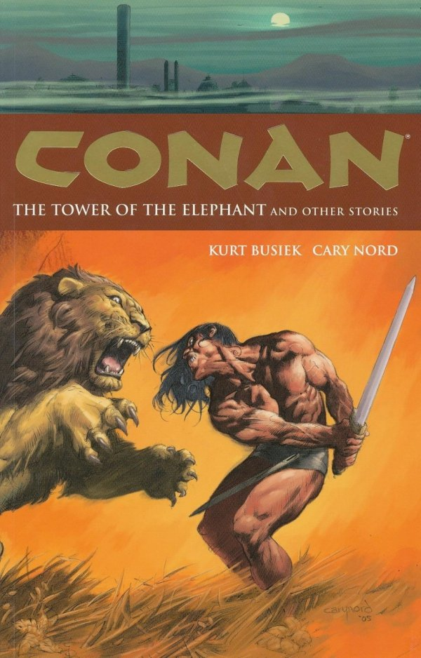 CONAN VOL 03 THE TOWER OF THE ELEPHANT AND OTHER STORIES SC