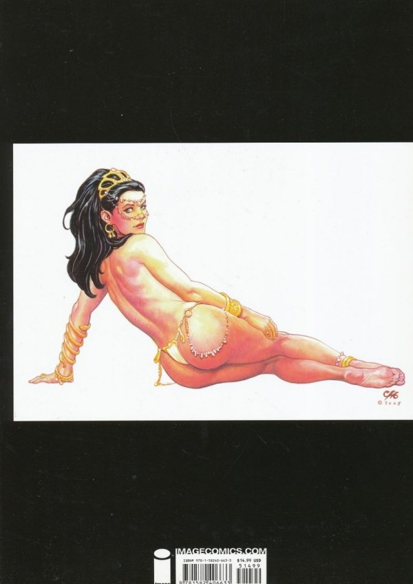FRANK CHO WOMEN SELECTED DRAWINGS AND ILLUSTRATIONS VOL 01 SC