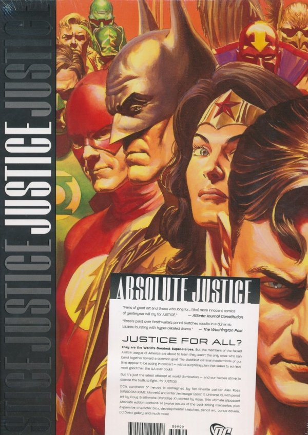 ABSOLUTE JUSTICE HC (BOX) *