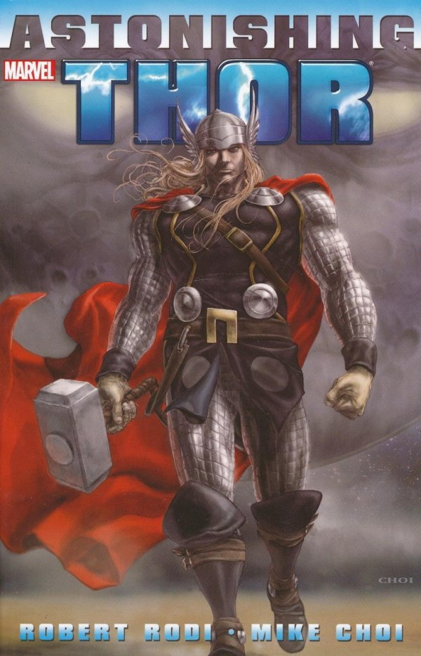 ASTONISHING THOR SC