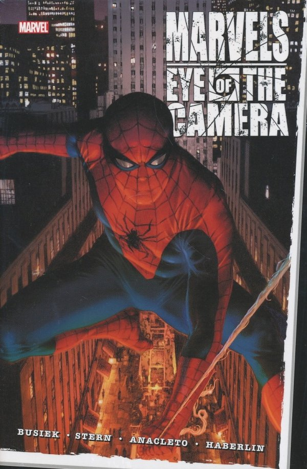 MARVELS EYE OF THE CAMERA HC