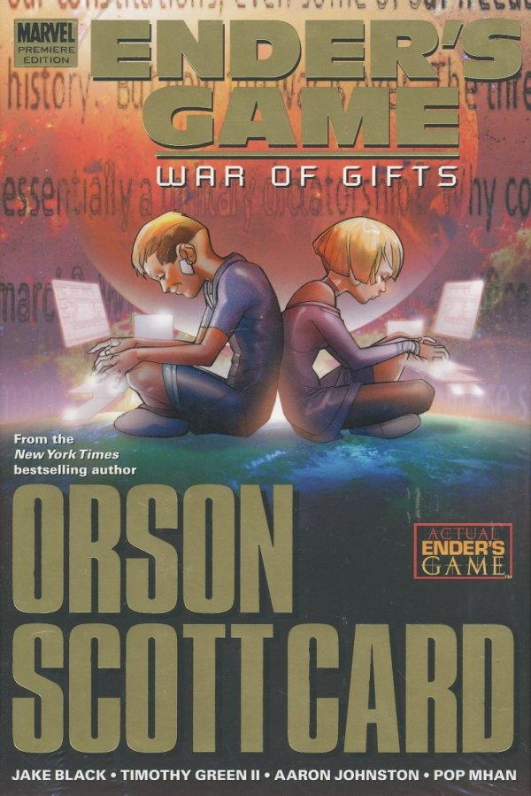 ENDERS GAME WAR OF GIFTS HC