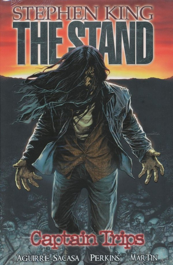 STEPHEN KINGS THE STAND CAPTAIN TRIPS HC (VARIANT COVER A)