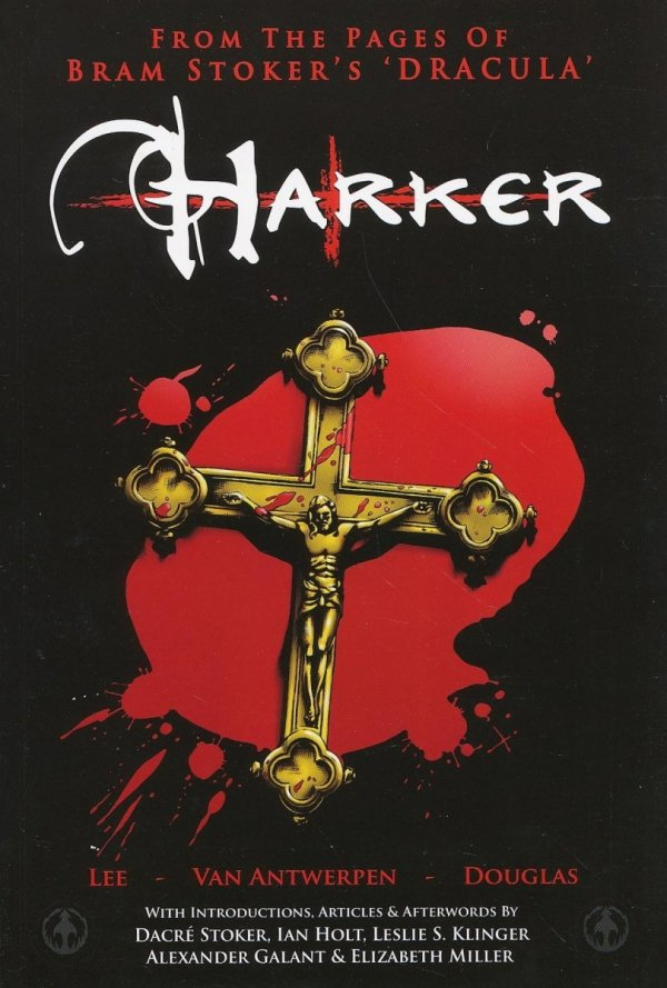 FROM THE PAGES OF BRAM STOKERS DRACULA HARKER SC