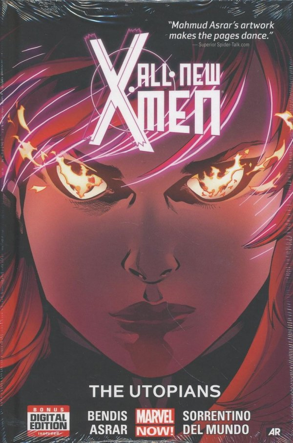 ALL NEW X-MEN PREM HC VOL 07 UTOPIANS