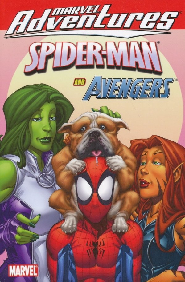 MARVEL ADVENTURES SPIDER-MAN AND AVENGERS SC (DIGEST)
