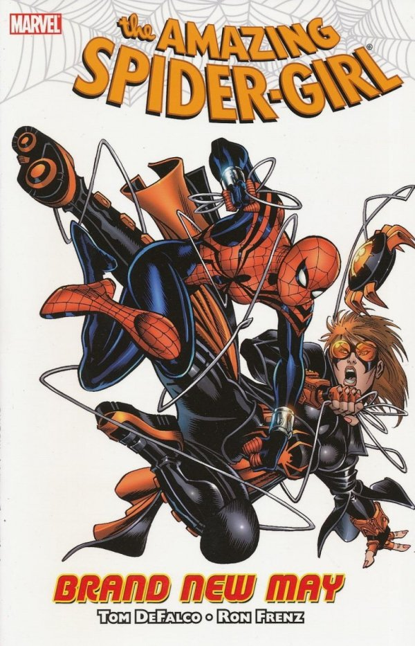 AMAZING SPIDER-GIRL VOL 04 BRAND NEW MAY SC **