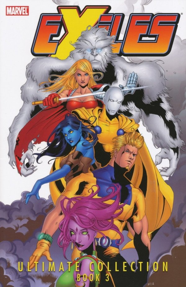 EXILES ULTIMATE COLLECTION VOL 03 SC *
