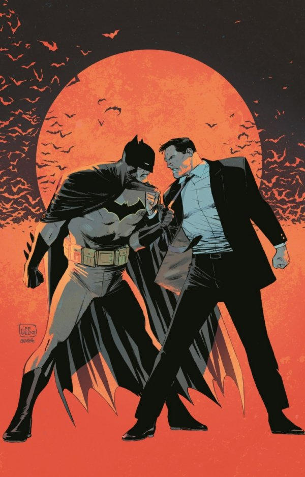 BATMAN BY TOM KING AND LEE WEEKS DELUXE EDITION HC *