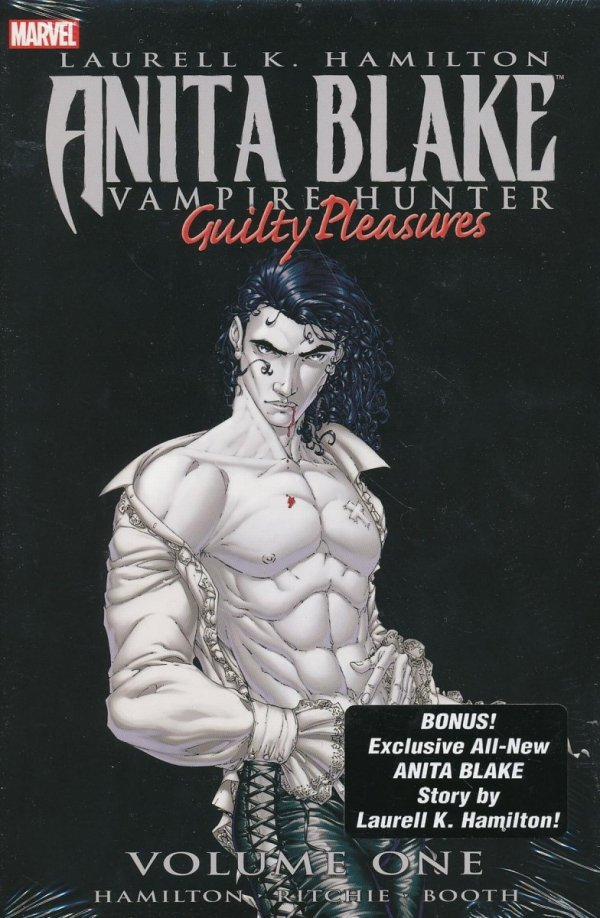 LAURELL K HAMILTONS ANITA BLAKE VAMPIRE HUNTER GUILTY PLEASURES VOL 01 HC (OLD EDITION) (VARIANT COVER A)