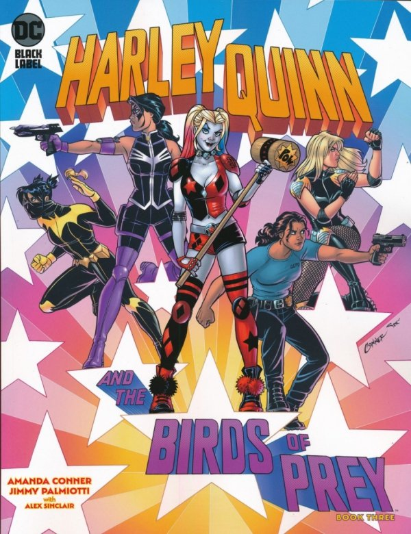 HARLEY QUINN AND THE BIRDS OF PREY #3
