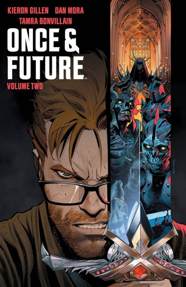 ONCE & FUTURE TP VOL 02 *