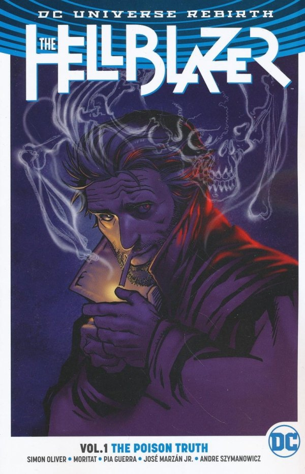 HELLBLAZER VOL 01 THE POISON TRUTH SC