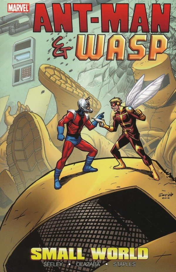 ANT-MAN AND WASP SMALL WORLD SC **
