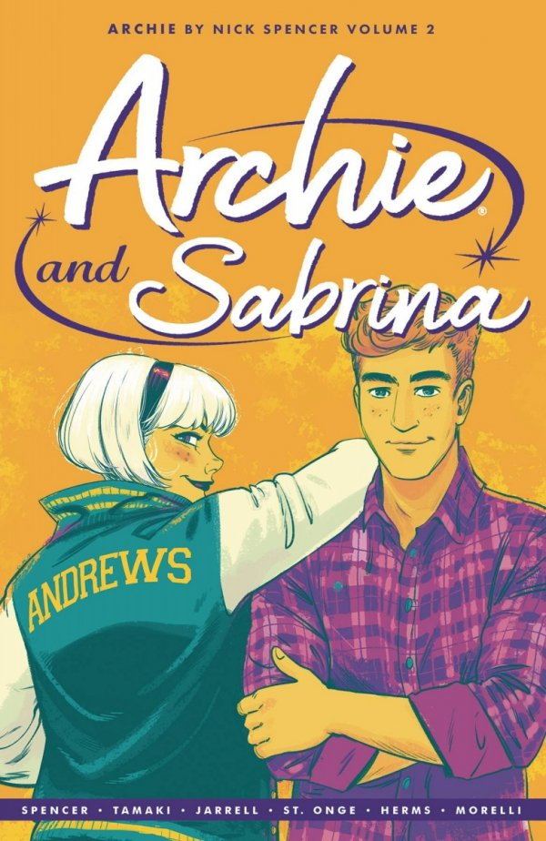 ARCHIE BY NICK SPENCER TP VOL 02 ARCHIE AND SABRINA *