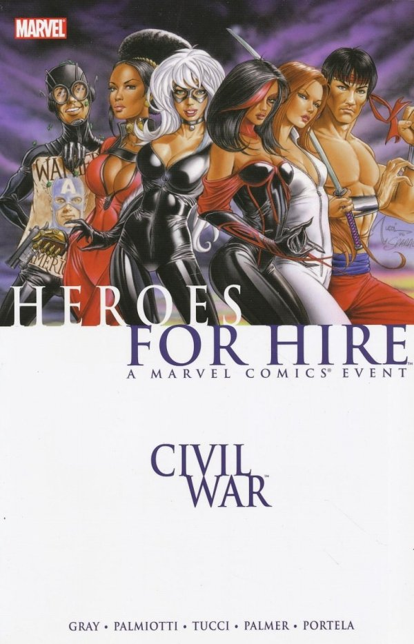 CIVIL WAR HEROES FOR HIRE SC