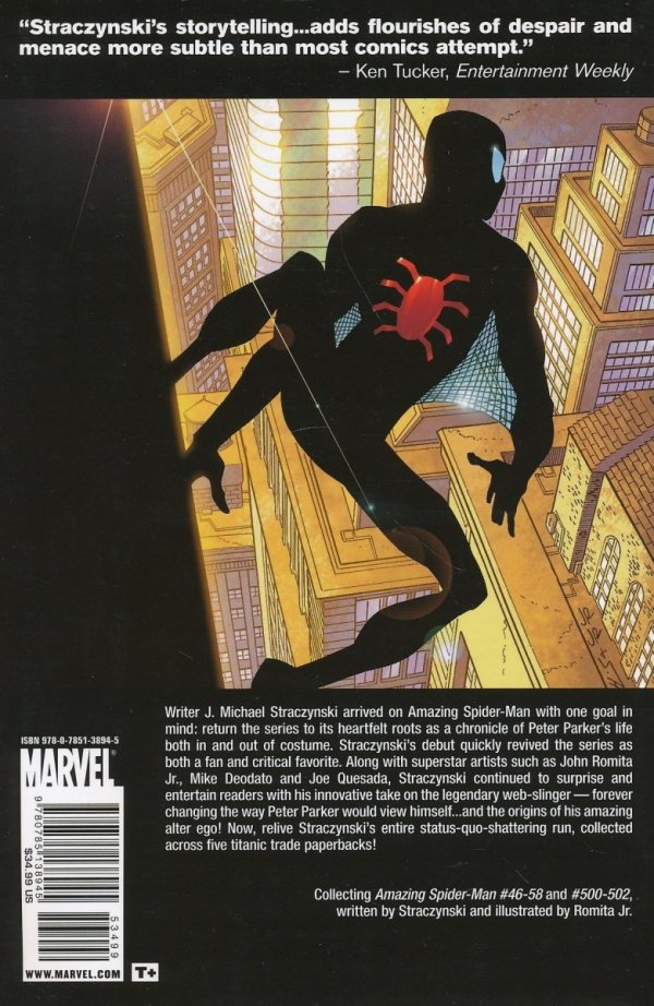 AMAZING SPIDER-MAN ULTIMATE COLLECTION VOL 02 SC *