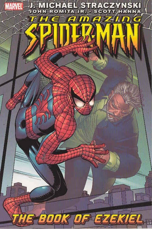 AMAZING SPIDER-MAN VOL 07 THE BOOK OF EZEKIEL SC *
