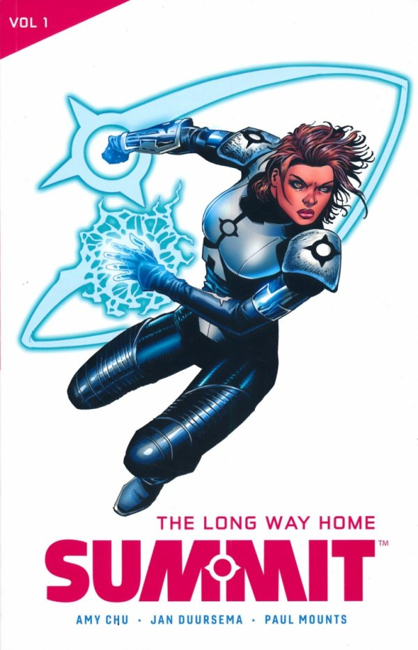 CATALYST PRIME SUMMIT VOL 01 THE LONG WAY HOME SC **
