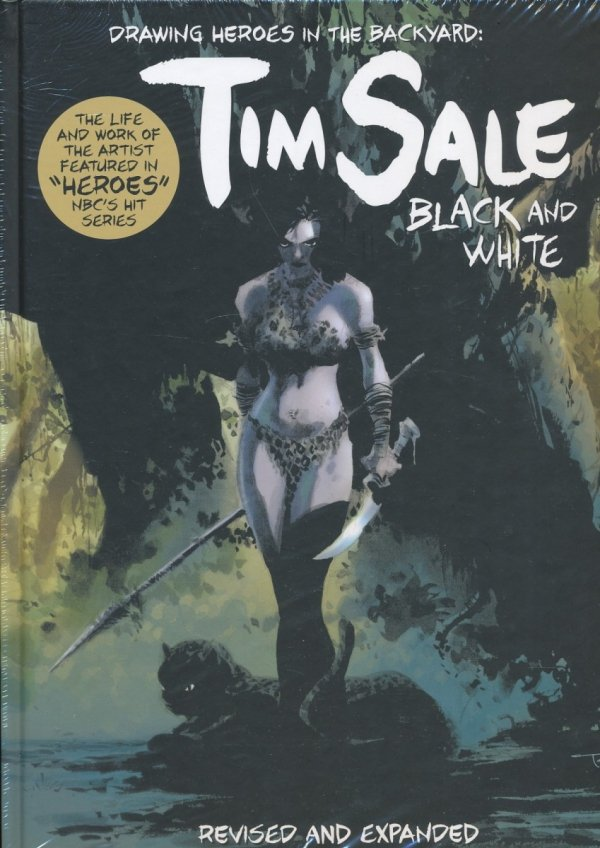 TIM SALE BLACK AND WHITE REVISED AND EXPANDED HC
