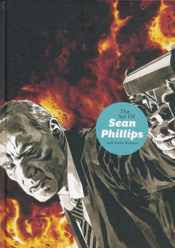 ART OF SEAN PHILLIPS HC