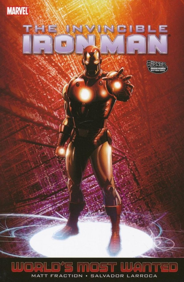 INVINCIBLE IRON MAN VOL 03 WORLDS MOST WANTED PART 2 SC *
