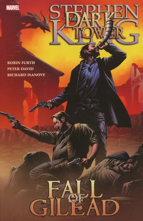 DARK TOWER FALL OF GILEAD TP