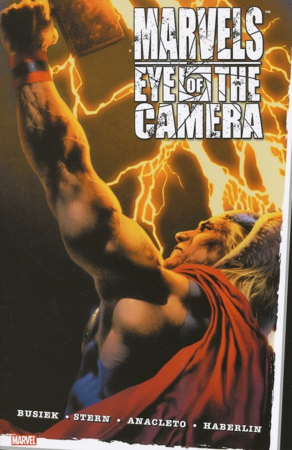 MARVELS EYE OF THE CAMERA SC (OLD EDITION)