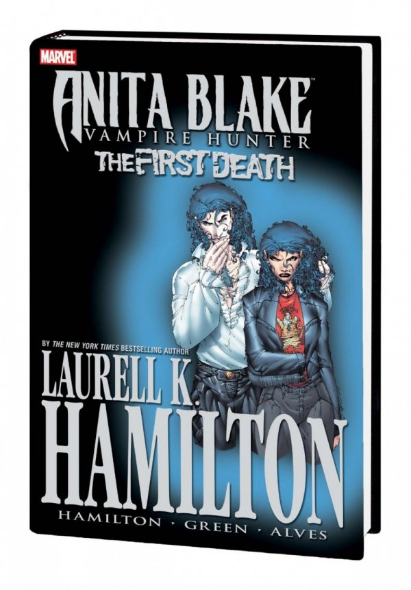 ANITA BLAKE VAMPIRE HUNTER THE FIRST DEATH HC (STANDARD COVER) *