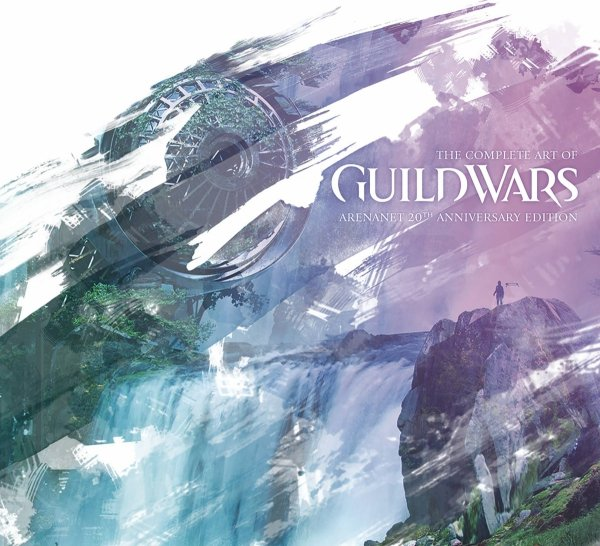 ART OF GUILD WARS COMPLETE ARENANET 20TH ANNIVERSARY EDITION HC *