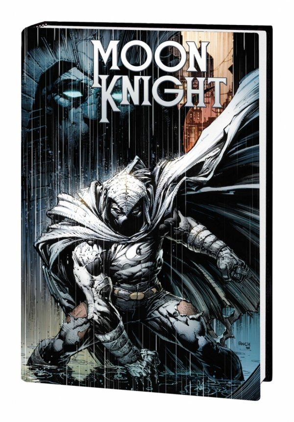 MOON KNIGHT OMNIBUS VOL 01 HC (STANDARD COVER) *