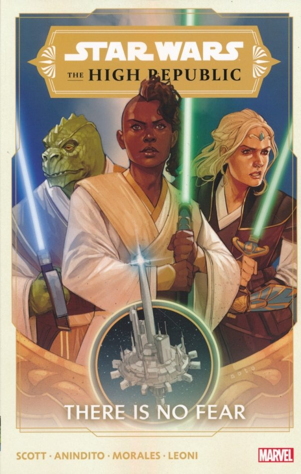 STAR WARS HIGH REPUBLIC TP VOL 01 THERE IS NO FEAR
