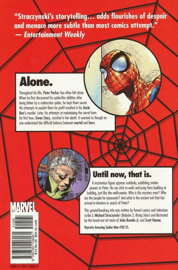 AMAZING SPIDER-MAN VOL 01 COMING HOME SC (OLD EDITION) *