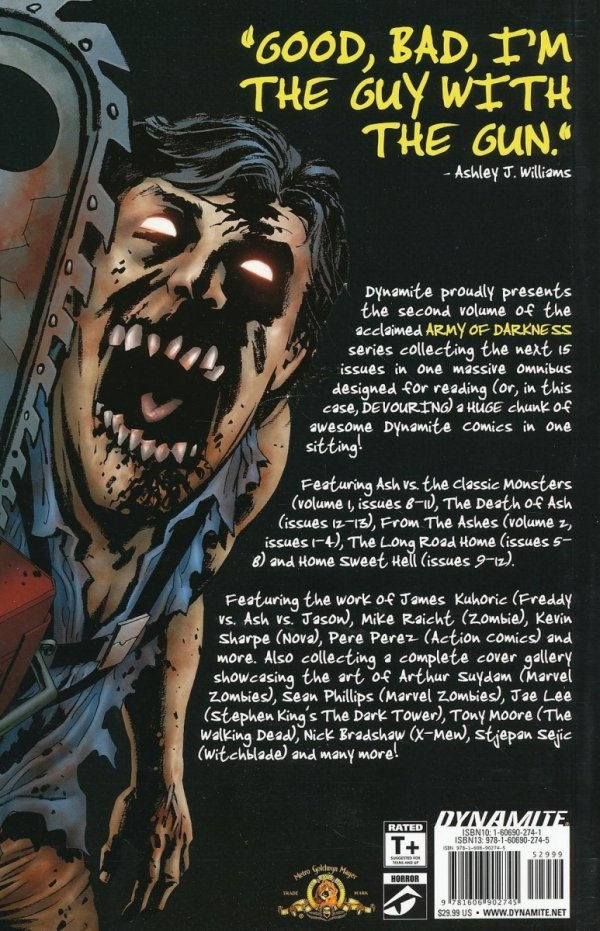 ARMY OF DARKNESS OMNIBUS TP VOL 02 *