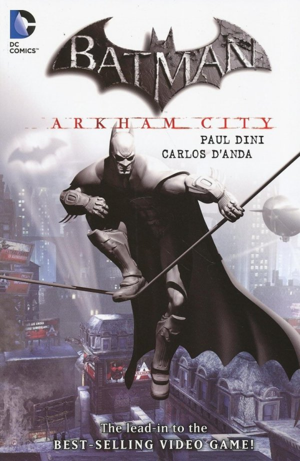 BATMAN ARKHAM CITY SC