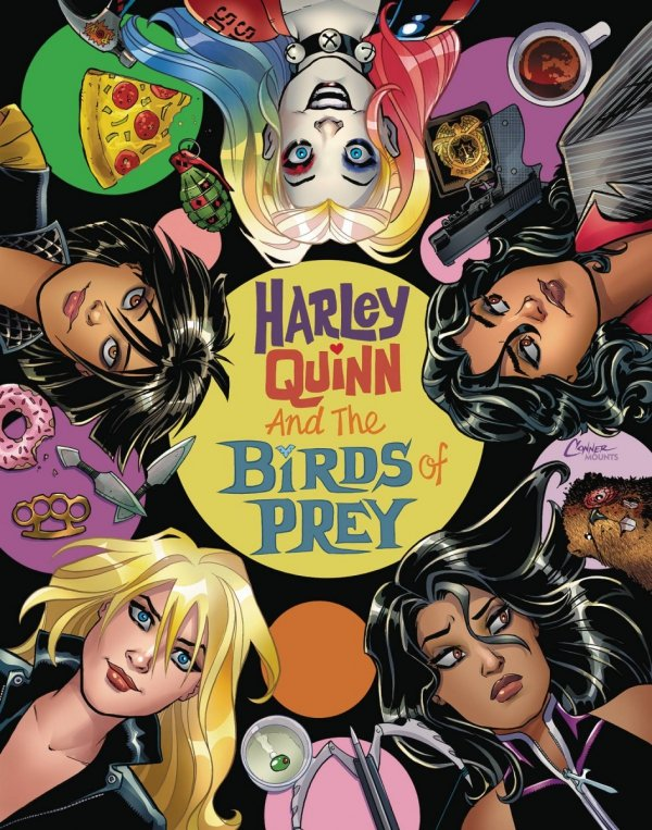 HARLEY QUINN AND THE BIRDS OF PREY #2 *