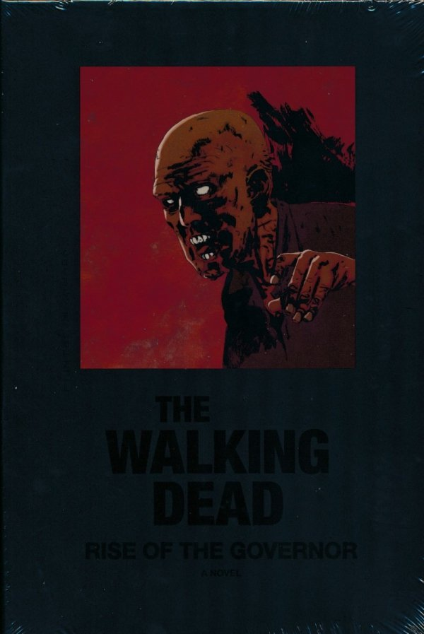 WALKING DEAD RISE OF THE GOVERNOR HC (NOVEL) (BOX)