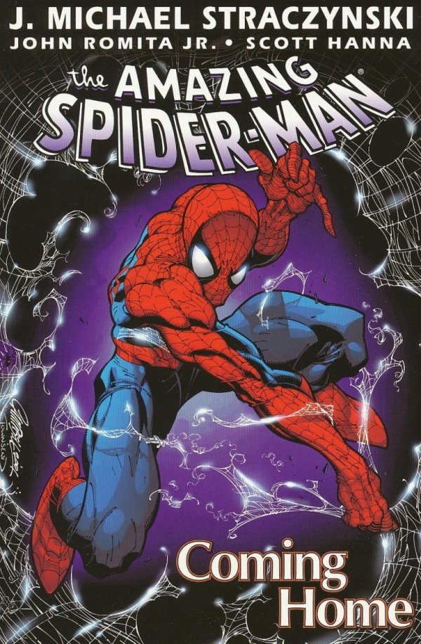 AMAZING SPIDER-MAN VOL 01 COMING HOME SC (OLD EDITION) **
