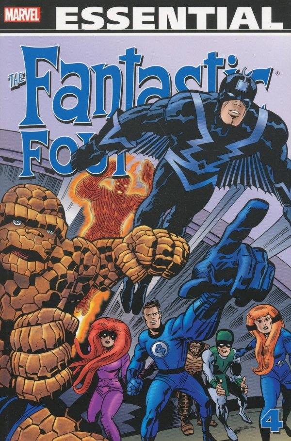 ESSENTIAL FANTASTIC FOUR VOL 04 SC (NEW EDITION) **