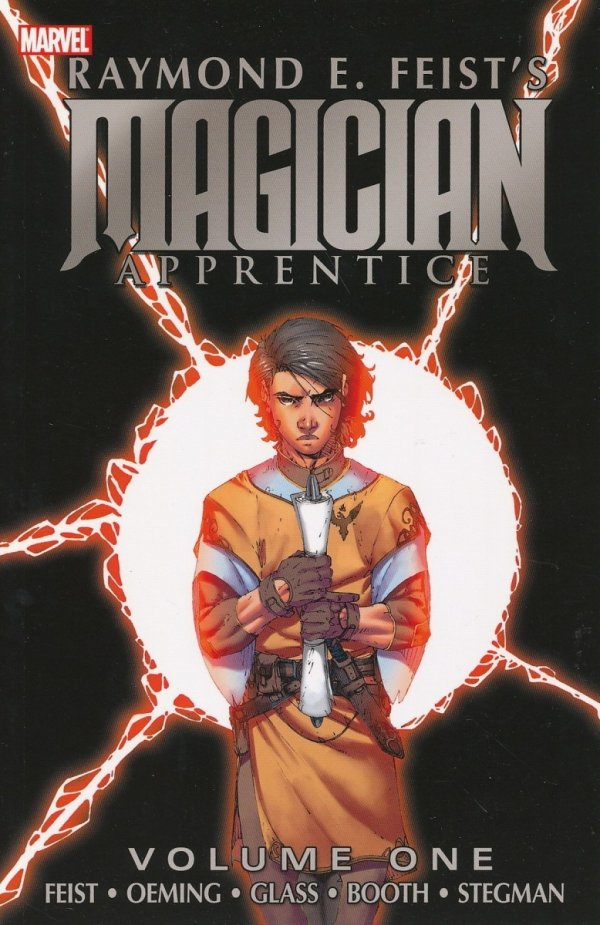RAYMOND E FEISTS MAGICIAN APPRENTICE VOL 01 SC