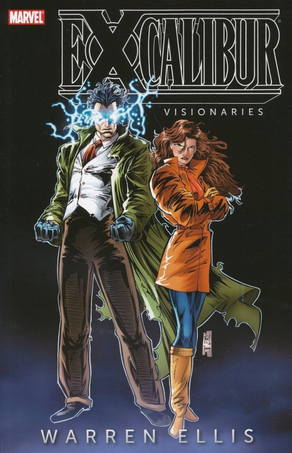 EXCALIBUR VISIONARIES WARREN ELLIS VOL 01 SC *