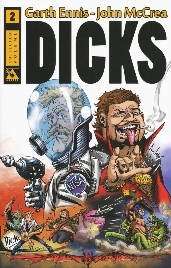 DICKS VOL 02 SC