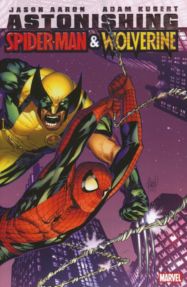 ASTONISHING SPIDER-MAN AND WOLVERINE SC
