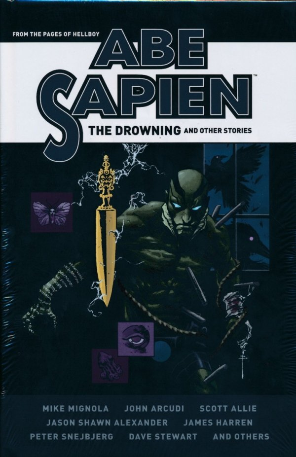 ABE SAPIEN THE DROWNING AND OTHER STORIES HC **