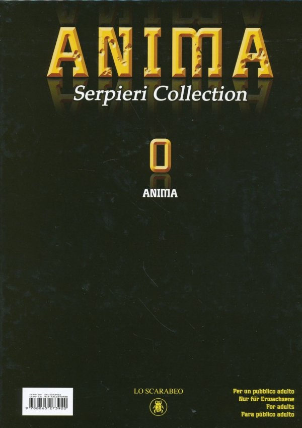 ANIMA VOL 00 DRUUNA HC