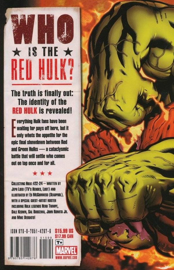 HULK VOL 06 WORLD WAR HULKS SC