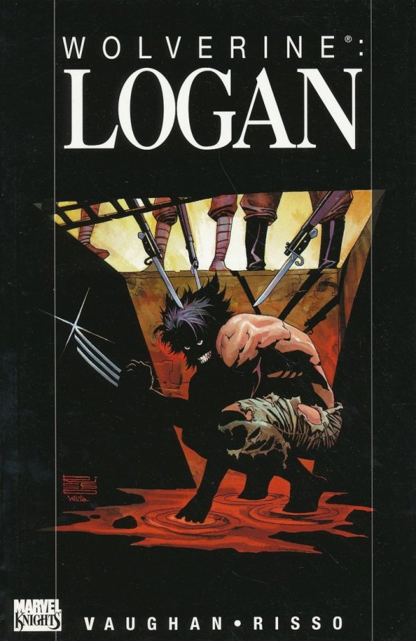 WOLVERINE LOGAN SC (OLD EDITION)