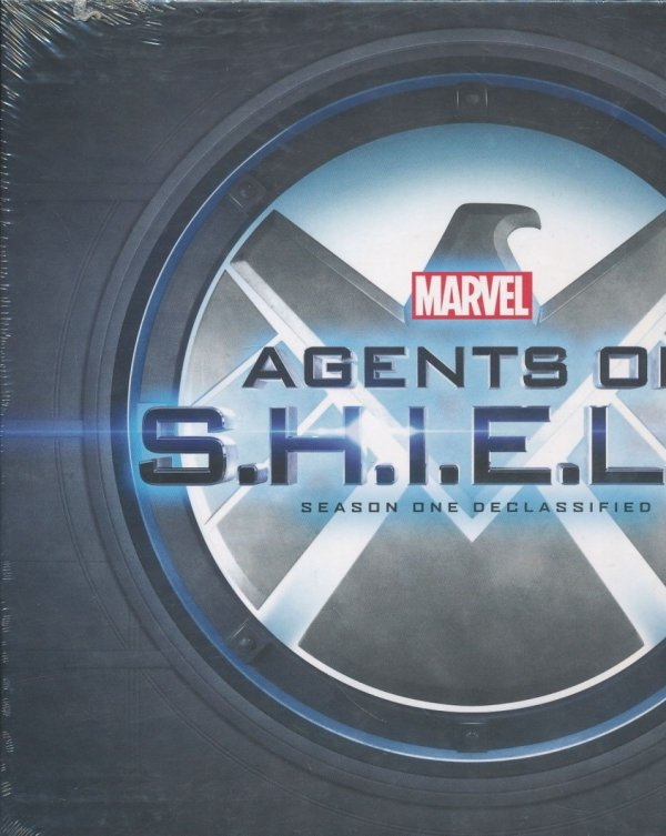 AGENTS OF SHIELD SEASON ONE DECLASSIFIED HC (BOX)