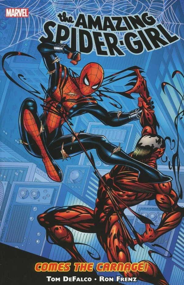 AMAZING SPIDER-GIRL VOL 02 COMES THE CARNAGE SC *
