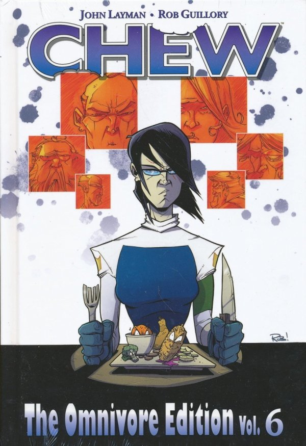 CHEW THE OMNIVORE EDITION VOL 06 HC